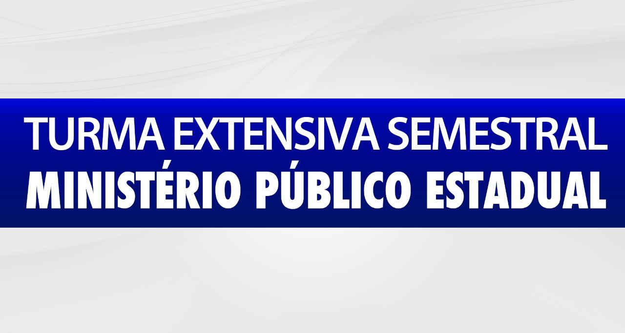 Conteúdos específicos para o Ministério Público, preparados de forma eficiente e organizada, para facilitar seu aprendizado e o caminho até a sua aprovação.