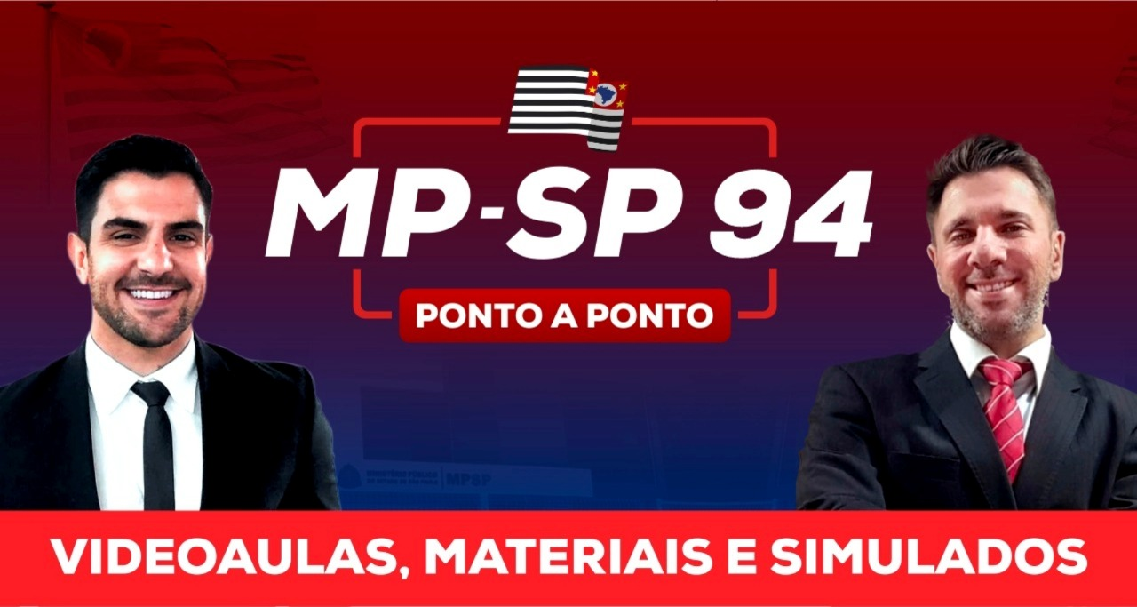 MP-SP 94 (Turma Ponto a Ponto)
