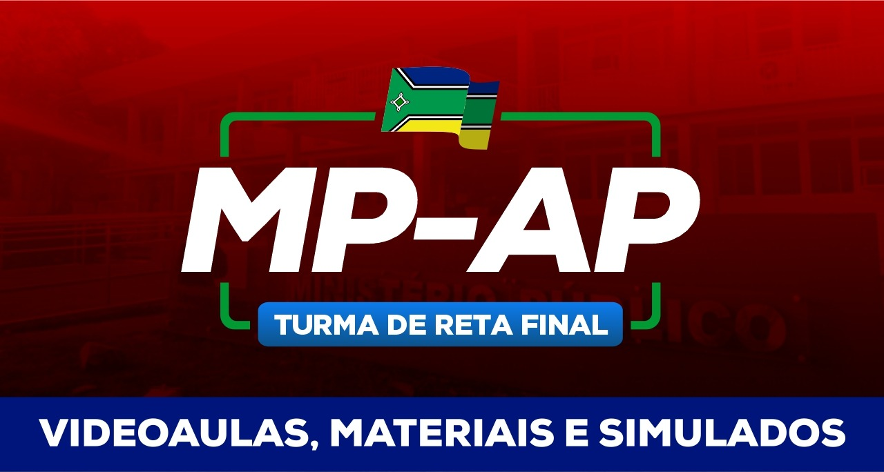 MP-AP (Turma de reta final)