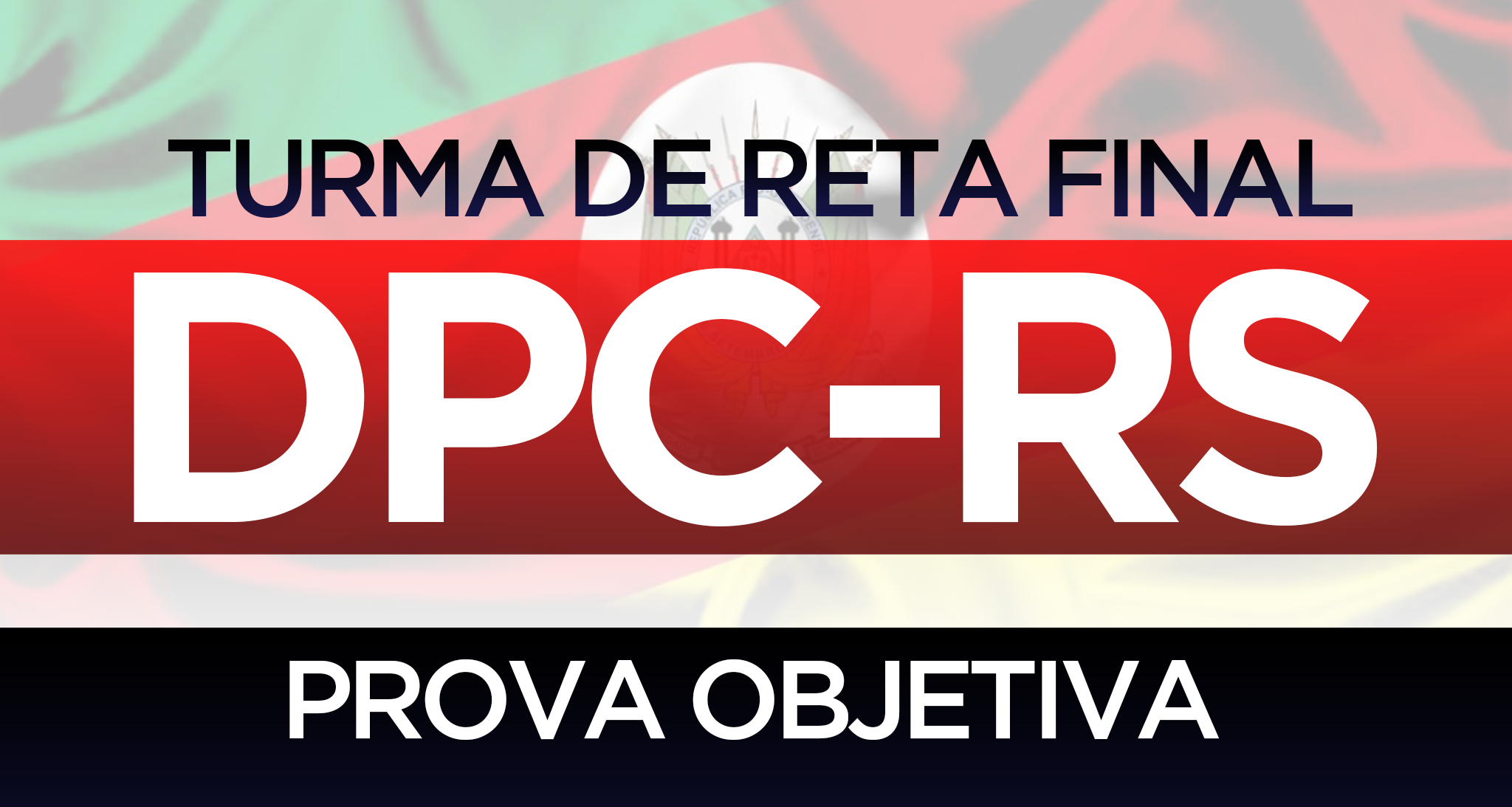 DPC-RS (Turma de Reta Final)