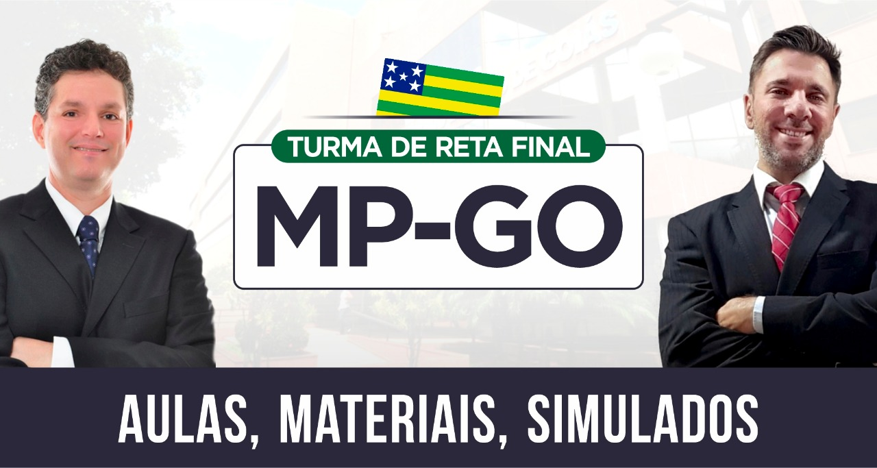 MP-GO (Turma de Reta Final)